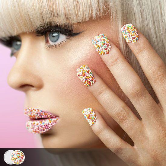 Caviar Nails: Best 25+ Caviar Manicure Ideas On Pinterest