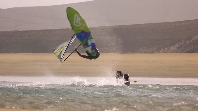 Magic moments presents Andre Paskowski's fresh outlook on life.  It presents moments that bring him joy, and an explanation for his passion for filming and producing movies.  There are many magic moments that Andre sees through his lens.  Seeing that magic while producing a movie like Rewarded, about 5x Windsurfing Freestyle World Champion Gollito Estredo, brings Andre strength and reason to fight his disease and continue to strive for a rewarding life.  Hopefully you enjoy both Magic…