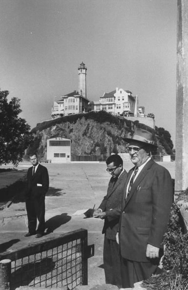 The history of alcatraz and al capones confinement in the best security prison in america