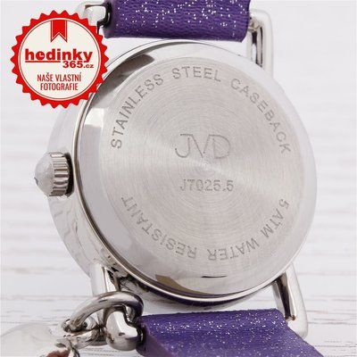 JVD J7025.5 s motivem srdíčka
