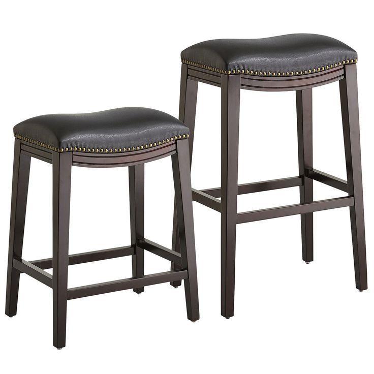 Halsted Backless Bar Counter Stools Black Pier 1 Imports Kitchen Ideas Pinterest