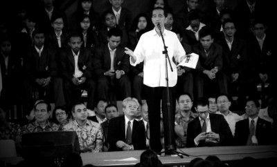 Joko Widodo, Antara Pendidikan dan Kesantunan