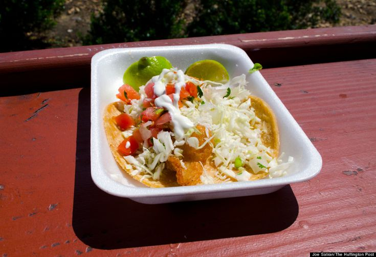 One Man's Exhaustive Search For The Best Fish Taco In San