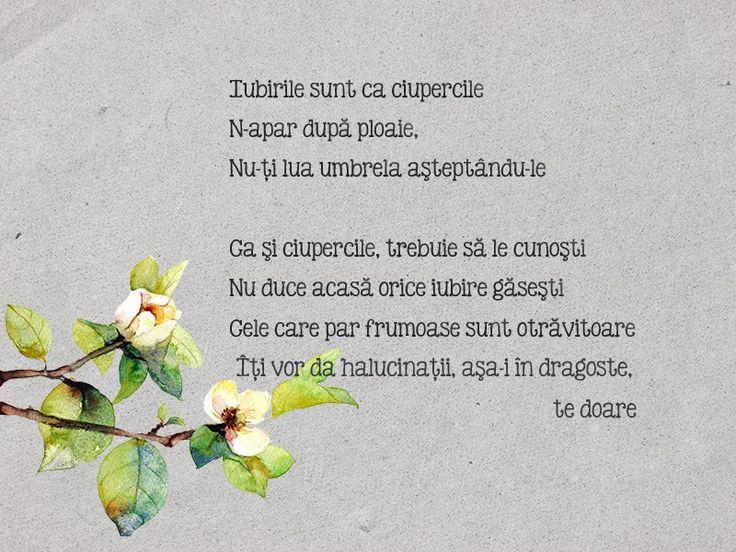7th poem - Toxiinfecţie sentimentală