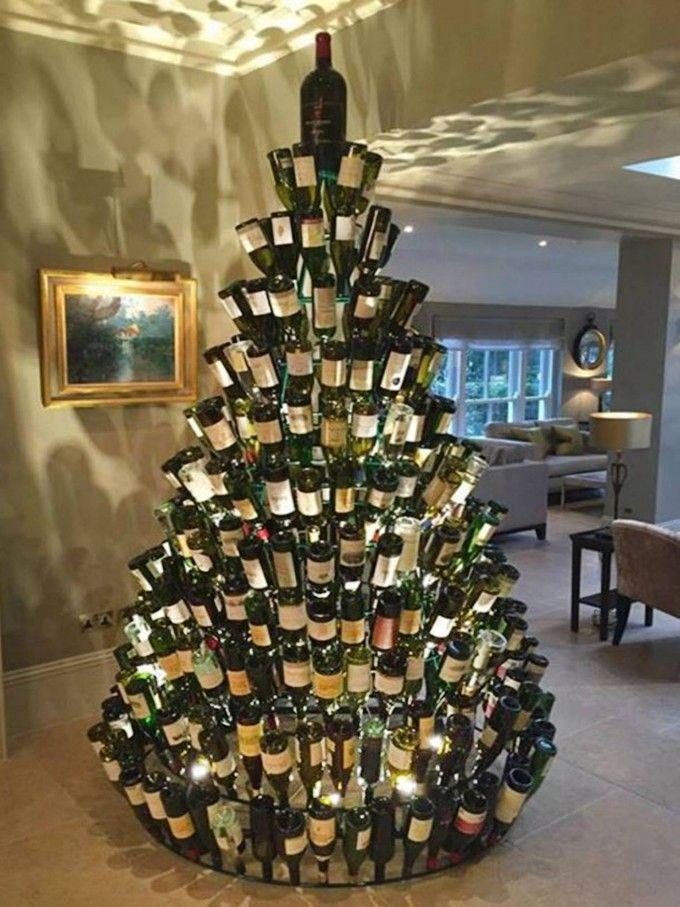 Best 25+ Creative christmas trees ideas on Pinterest | Wall christmas tree,  Unique christmas trees and Unique christmas decorations - Best 25+ Creative Christmas Trees Ideas On Pinterest Wall