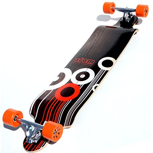 Special Offers - Atom Drop Deck Longboard (41-Inch) - In stock & Free Shipping. You can save more money! Check It (May 24 2016 at 05:46AM) >> http://kidsscooterusa.net/atom-drop-deck-longboard-41-inch/