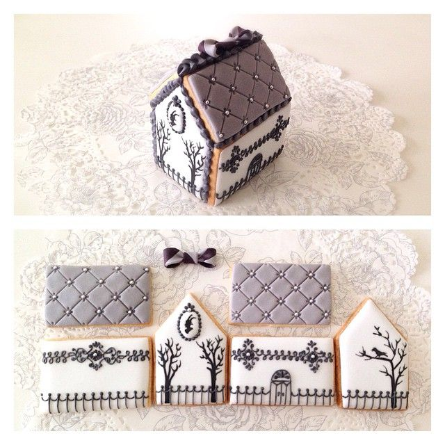 Photo from cbonbon_sugarcookies# Christmas Cookie#icingcookies#sugarcookies #アイシングクッキー#クリスマス