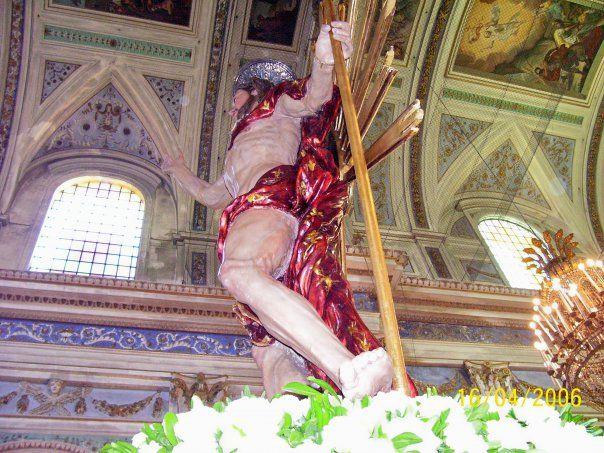 """Pasqua a Scicli - """"U gioia"""""""
