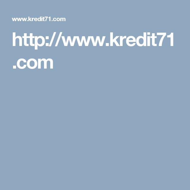 http://www.kredit71.com