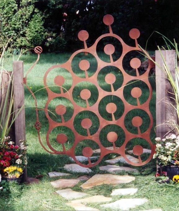 The 474 Best Images About Garden Art Gates Fences On