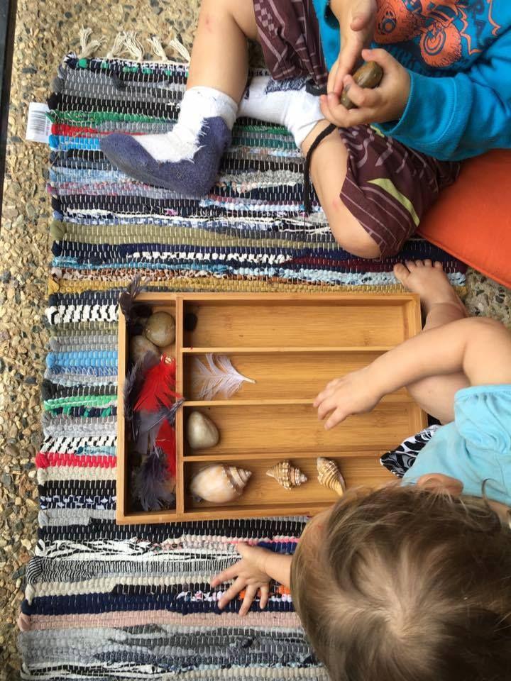 Sorting games and counting skills