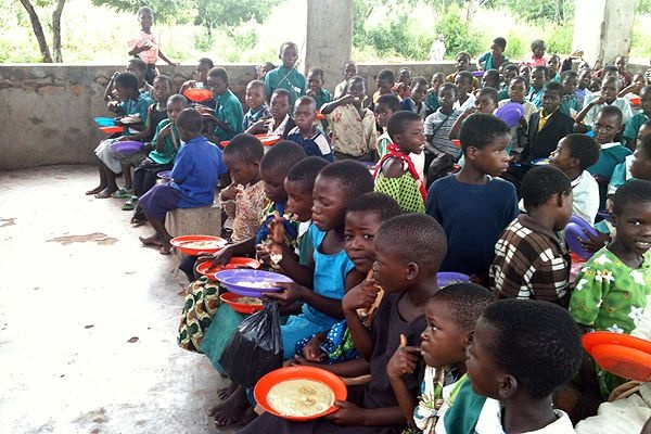 Lunch time in Malawi: Photo Galleries