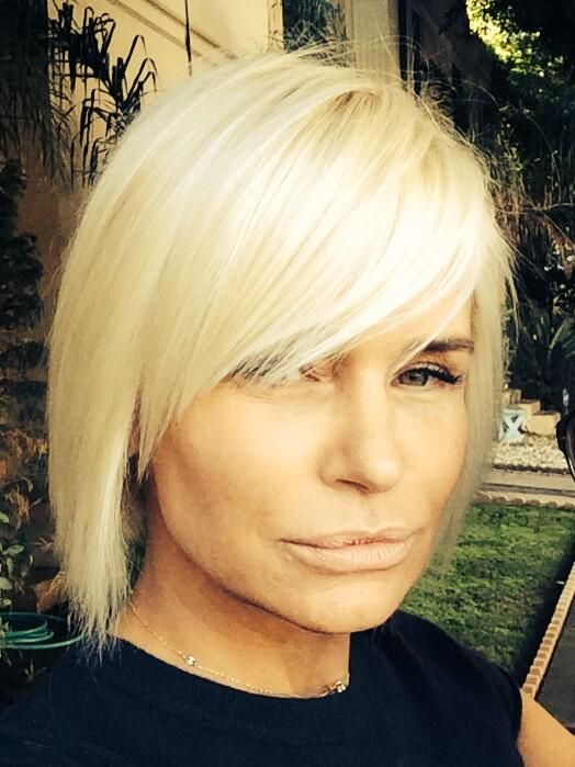Love It Or Hate It: Yolanda Foster Shows Off Her New Hair-Do; Chops Off Her Hair!