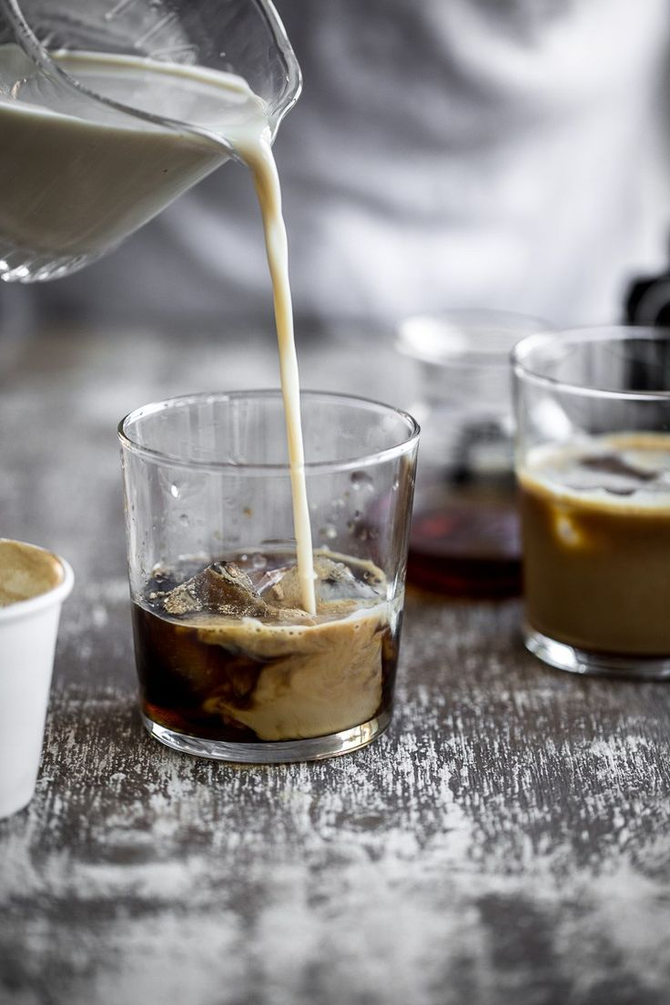 Iced Cardamom Coffee - Try out the Cardamom trend with this amazing iced coffee recipe!