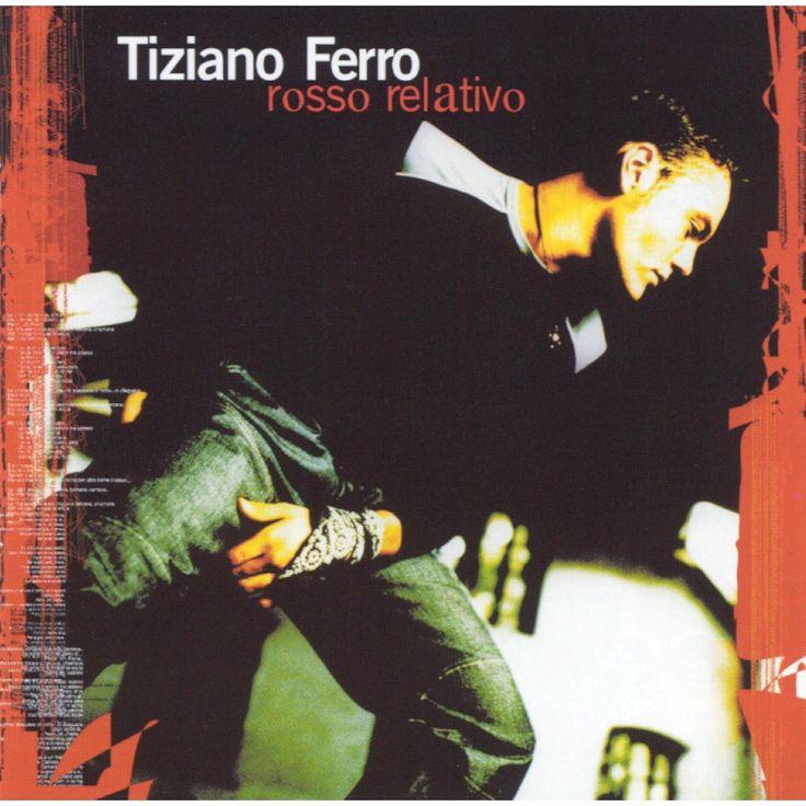 Tiziano Ferro - Rosso Relativo (Vinyl)