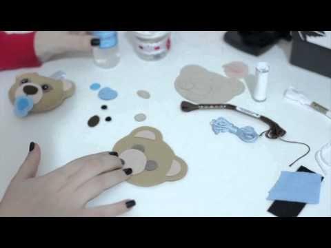 Video Aula Ursinho de Feltro - YouTube