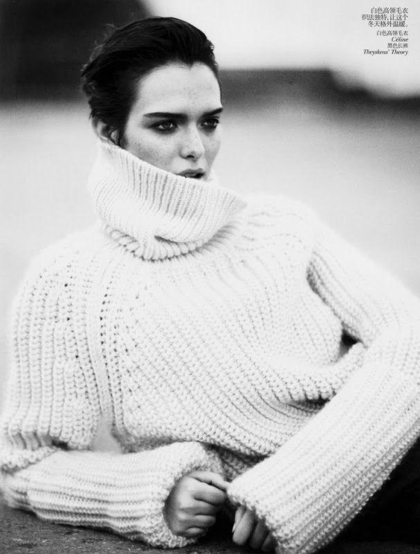 Sam Rollinson by Boo George for Vogue China, November 2013   PHOTOS DE MODE