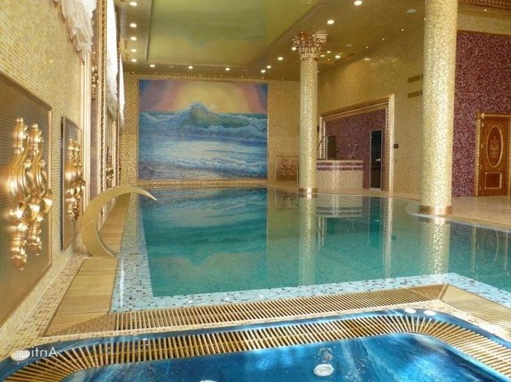 17 Best Images About 20 Indoor Pool Design Ideas On