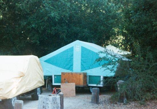 1968 Heilite Valiant Tent Trailer For Sale