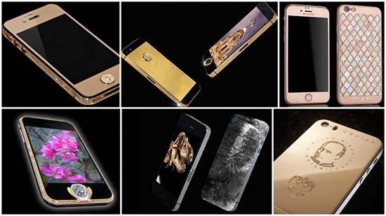 The 10 Most Extravagant iPhones Ever Made  #iPhone #MostExpensive