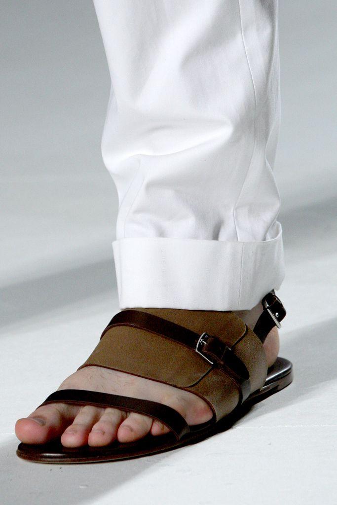 Hermès Spring 2011 Menswear Collection Slideshow on Style.com