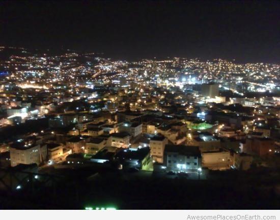 Abha city pictures dress