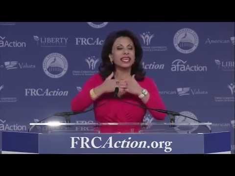 Brigitte Gabriel: az iszlám véres történelme 15 percben - YouTube