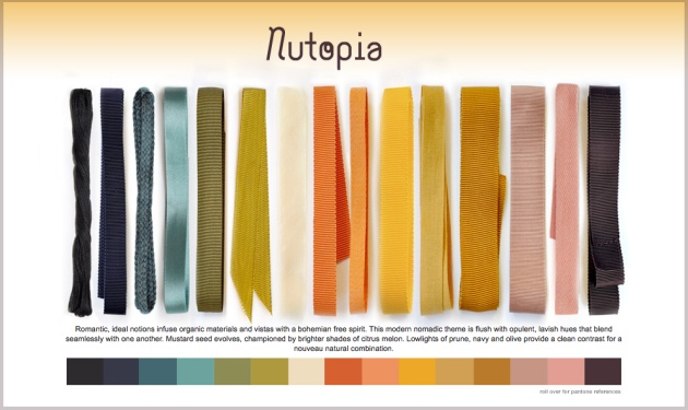 COLOUR TRENDS 2012/13