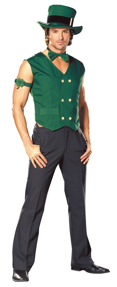 Ladies, make sure your man is dressed for the occasion this St. Patrick's day!