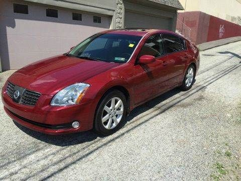 2006 Nissan Maxima 3.5 SL 4dr Sedan **FOR SALE** By MG Auto Sales - 3529 Boulevard of the AIlies Pittsburgh, PA