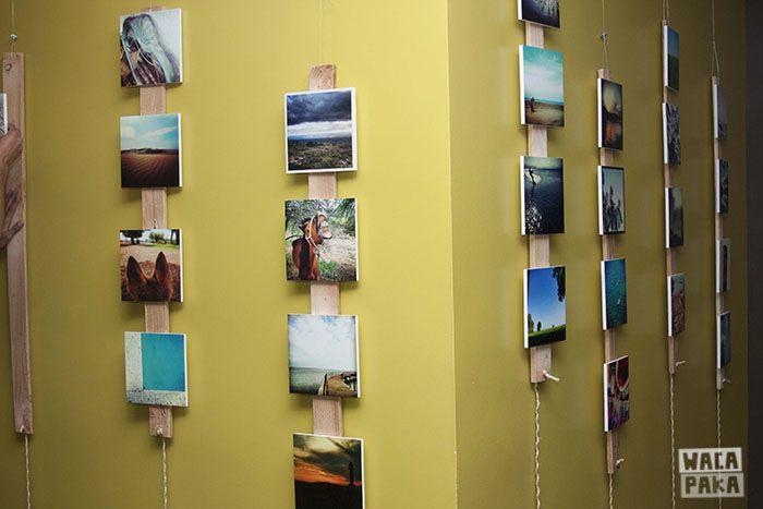 Una exposición fotográfica muy DIY | wacapaka