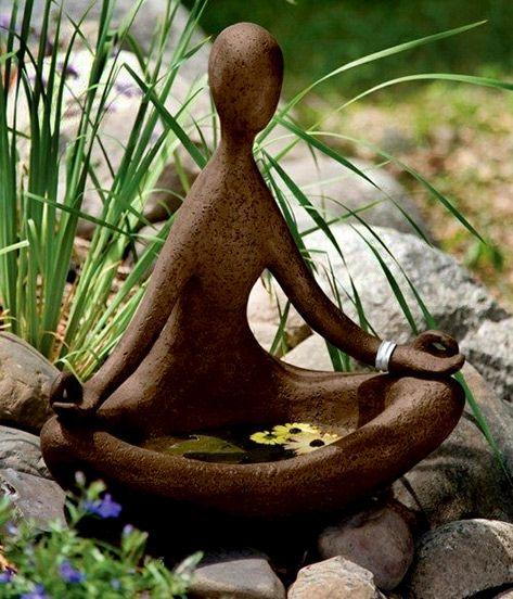 Yoga bella sculpture