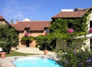#Maison + #Piscine à 10 min de #Reims