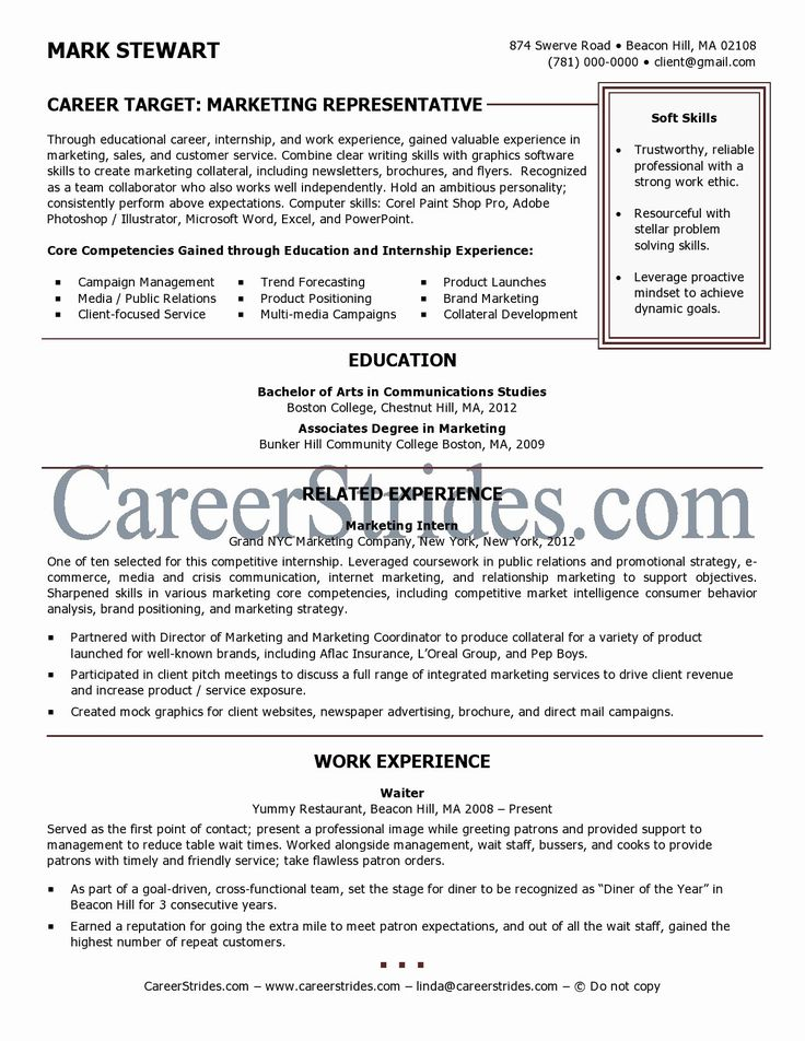 25 College Grad Resume Templates in 2020 College resume
