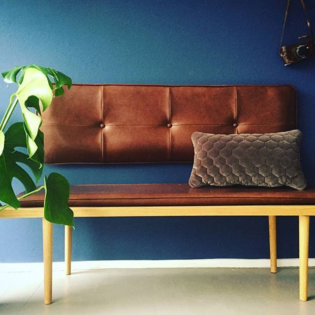 Have a great weekend #pieces #bythornam #furniture #leather #handmade #madeindenmark #interiordesign #cushion #bench #design #love #photooftheday #beautiful #fashion #picoftheday #style #hotel #interiordesign #homedecor #model #denmark #weekend #copenhagen