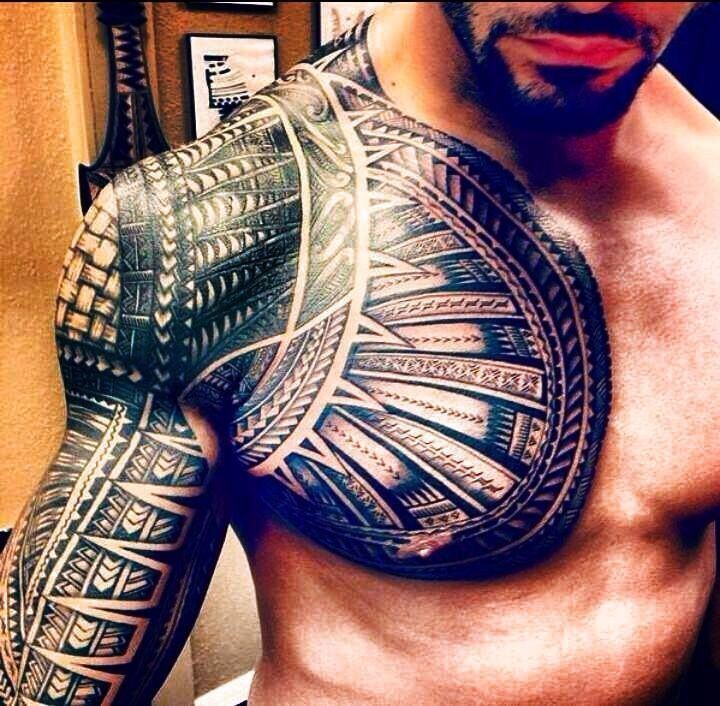 roman reigns tattoo .......goals