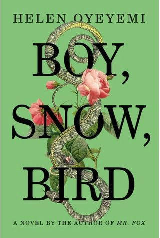 "Boy, Snow, Bird by Helen Oyeyemi.  Spectacular ""retelling"" of ""Snow White"""