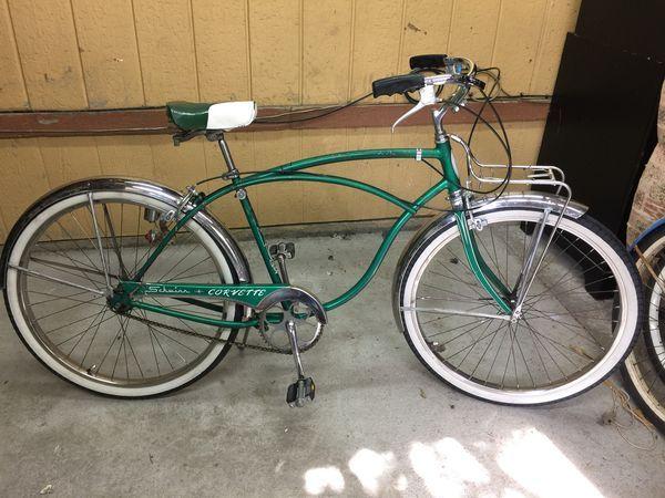 Classic Schwinn Bike 60s Original For Sale In Oakland Ca Offerup Schwinn Bike Schwinn Bike
