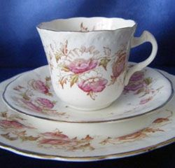 Royal Albert - Windsor - 1896 to 1910 - Royal Albert's Oldest Patterns - Special Collections www.royalalbertpatterns.com