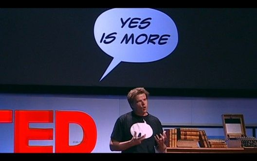 The 10 Most Inspirational TED Talks for Architects | Courtesy of Youtube - TEDtalksDirector