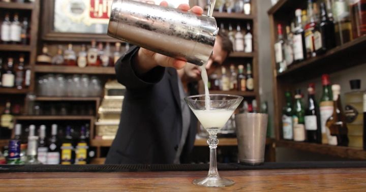 Learn how to make a Corpse Reviver No. 2 by watching this video presented by cocktail expert Simon Ford. This classic gin cocktail spiked with absinthe will make you look extra cool if you order it at your local bar.