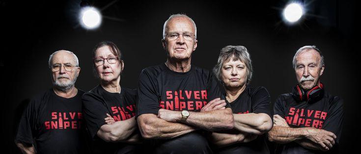 Meet The Silver Snipers #games #globaloffensive #CSGO #counterstrike #hltv #CS #steam #Valve #djswat #CS16