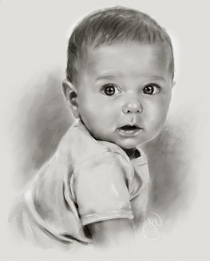 Ответ поздравление, картинки рисованные карандашом дети