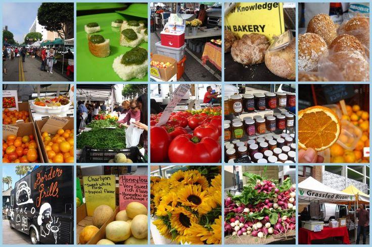 Santa Monica Farmers Market shopping guide