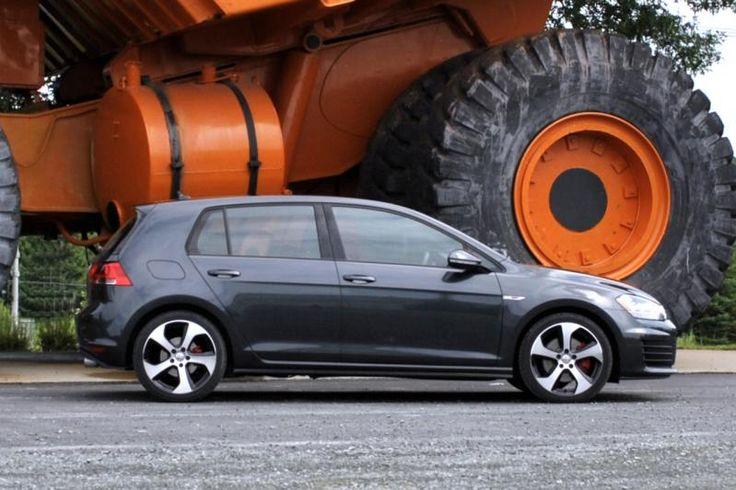 Essai - Volkswagen Golf GTI 2015 : A+ - V - Auto