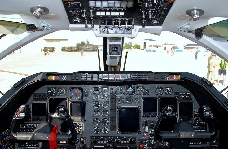 USAF T1A Jayhawk CP cockpits Pinterest