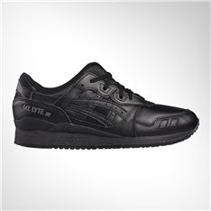 The GEL-Lyte III originally hit the streets in 1990 with the famous ASICS GEL-Cushioning providing optimal comfort and support, with further enhancements like the uniquely designed split tongue, preventing a side-to-side tongue movement in other models.