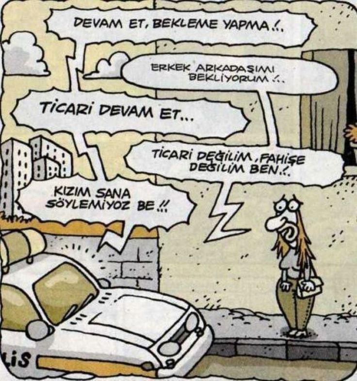 Fahişe Karikatür sex cinsellik polis deşifre Girl boy