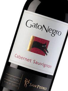Gato Negro « Viña San Pedro. Chile