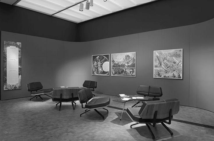 SHANGHAI LOUNGE CHAIR by INCHfurniture at Museum Rietberg, Switzerland